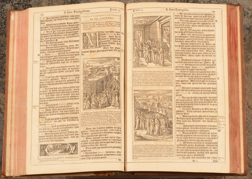 Biblia Sacra — Another sample of the 2nd volume