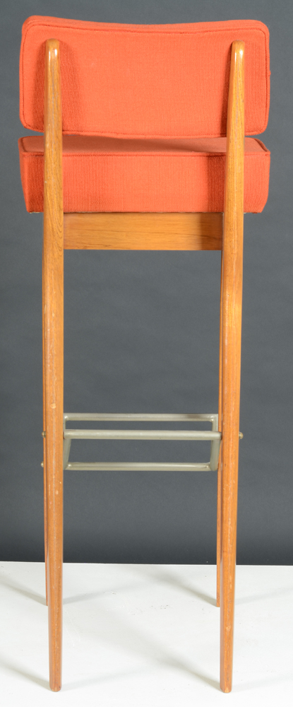 De Coene — <strong>Paul Vandenbulcke</strong> for <strong>De Coene</strong>, bar stool,back.