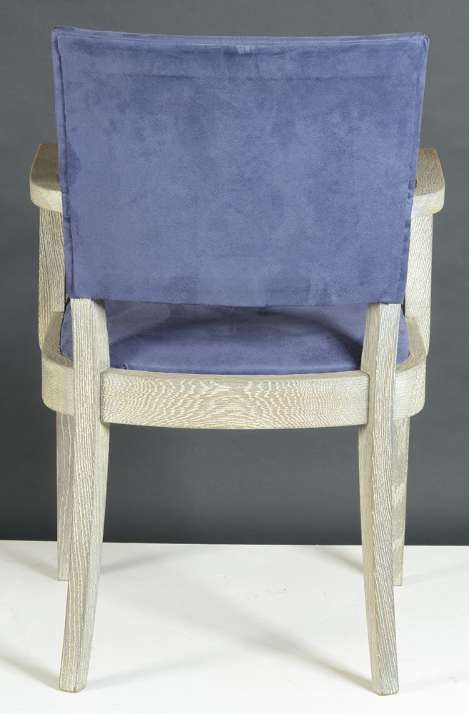 De Coene Freres — Back of the chair, designed in 1937.