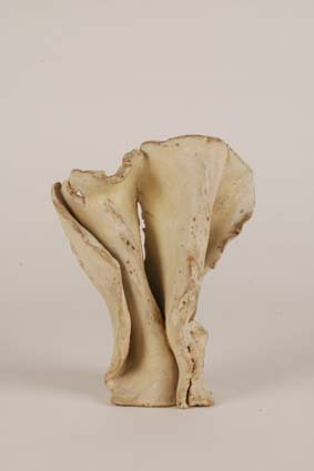 1970 — Study for a sculpture, 19 x 15 x 6,5 cm, unsigned