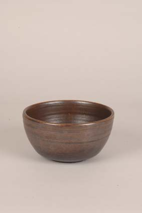 1955 — Bowl, 8,5 x 16 cm, unsigned