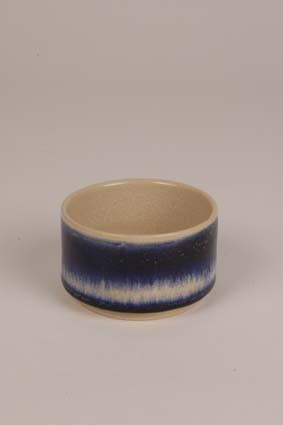 1967-1970 — Bowl, 5,5 x 9,5 cm, unsigned, glaze formula (bottom).