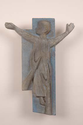 1956-1958 — 'Young Christ', 40 x 29 cm, unsigned.