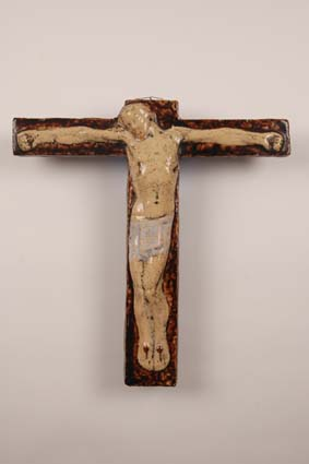 1940-1948 — 'Christ', 40 x 39 cm, unsigned.