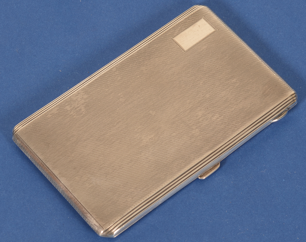 M. H. Meyer Ltd.  — A sterling art deco case