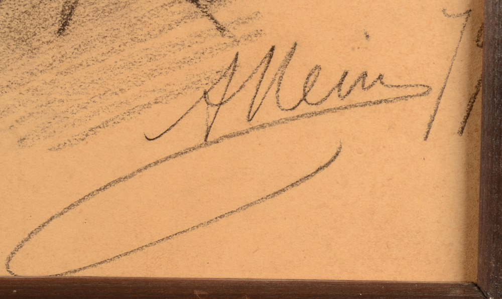 Armand Heins — <p>Signature of the artist&nbsp;and date, bottom right</p>