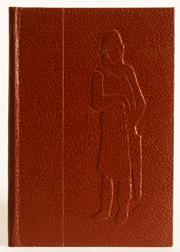Armand Heins and Georges Meunier — Modern hard cover with relief