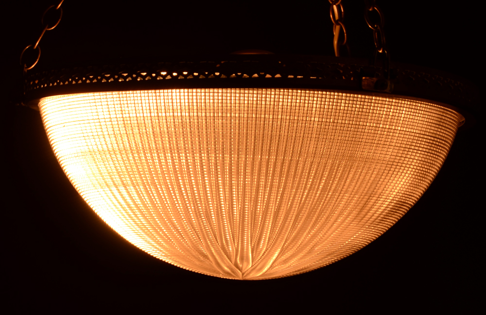 Holophance ceiling lamp