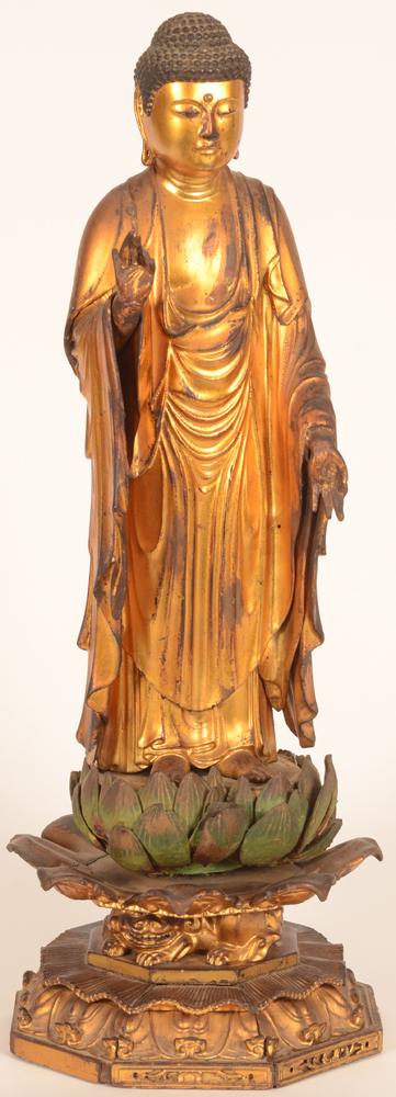 Japanese buddha — <p>Another view of the buddha</p>