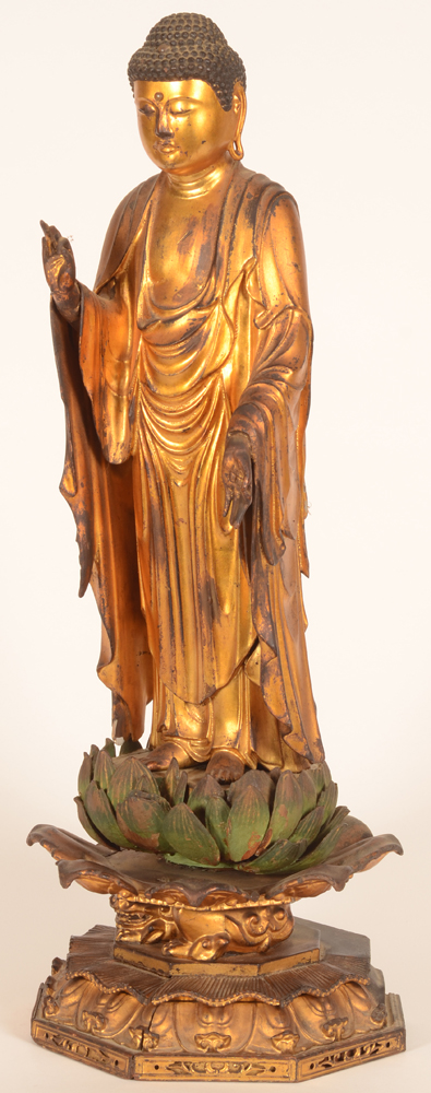 Japanese buddha — <p>Alternate view</p>