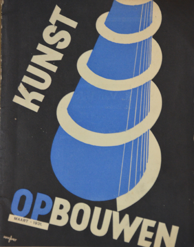 Kunst — Kunst appeared briefly under the name Kunst/Opbouwen in 1931.