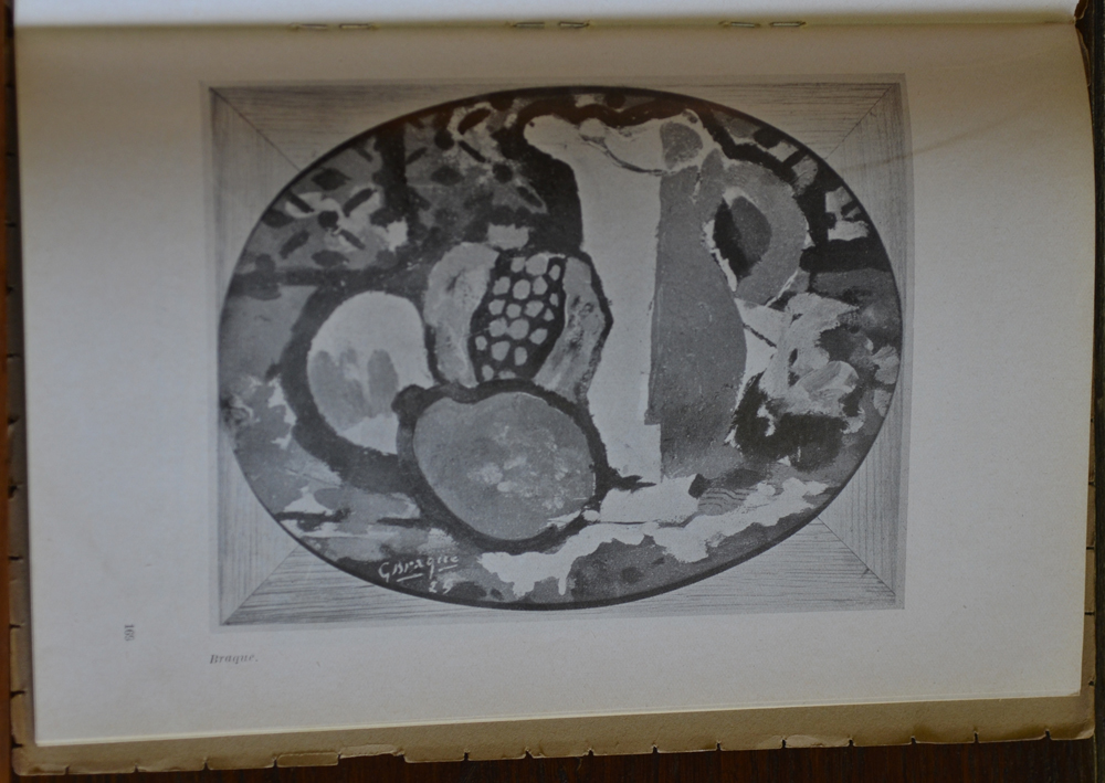 Le Centaure Mai 1930 — Photograph of a work by Georges Braque<br>
