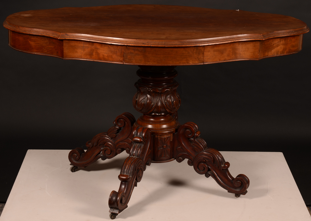 Louis Philippe violin Table