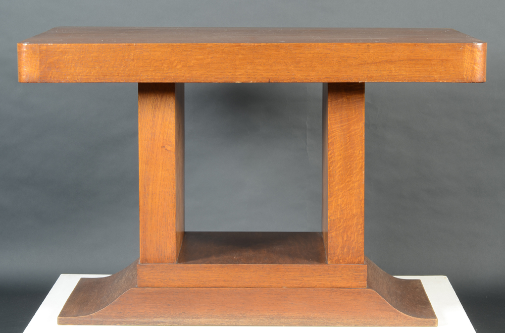 Modernist Table — A good 1930's modernist table
