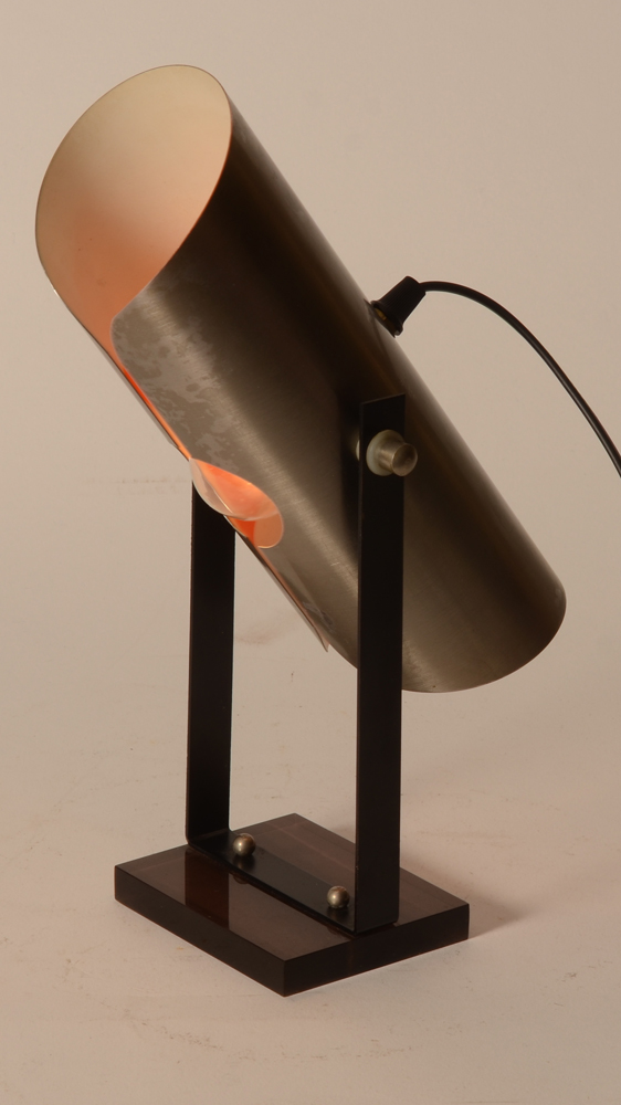 Moonlight lamp — The lamp by day