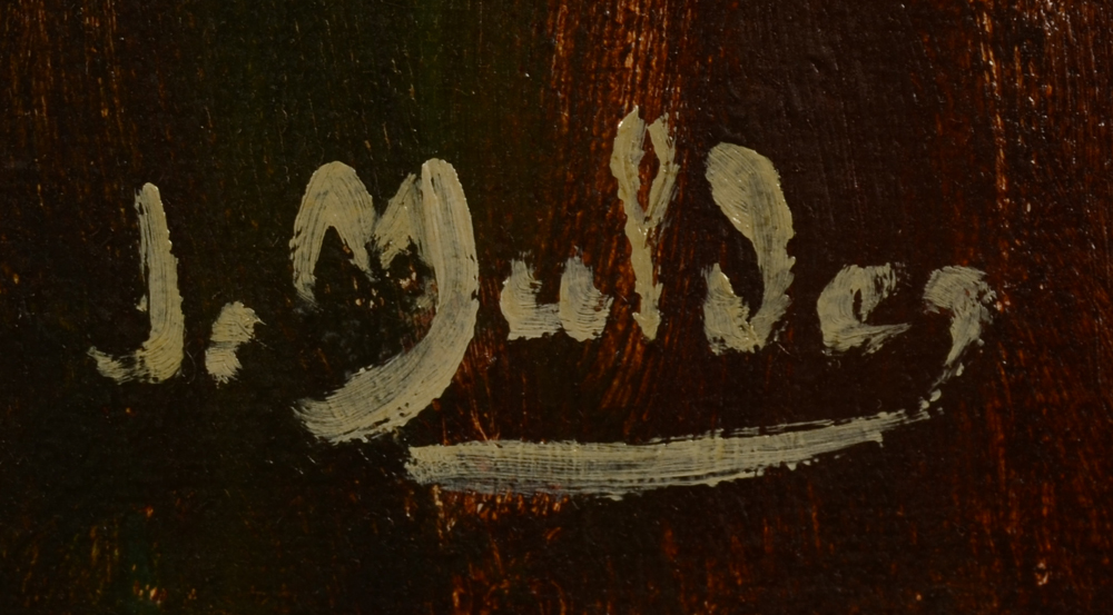 Jan Mulder — signature