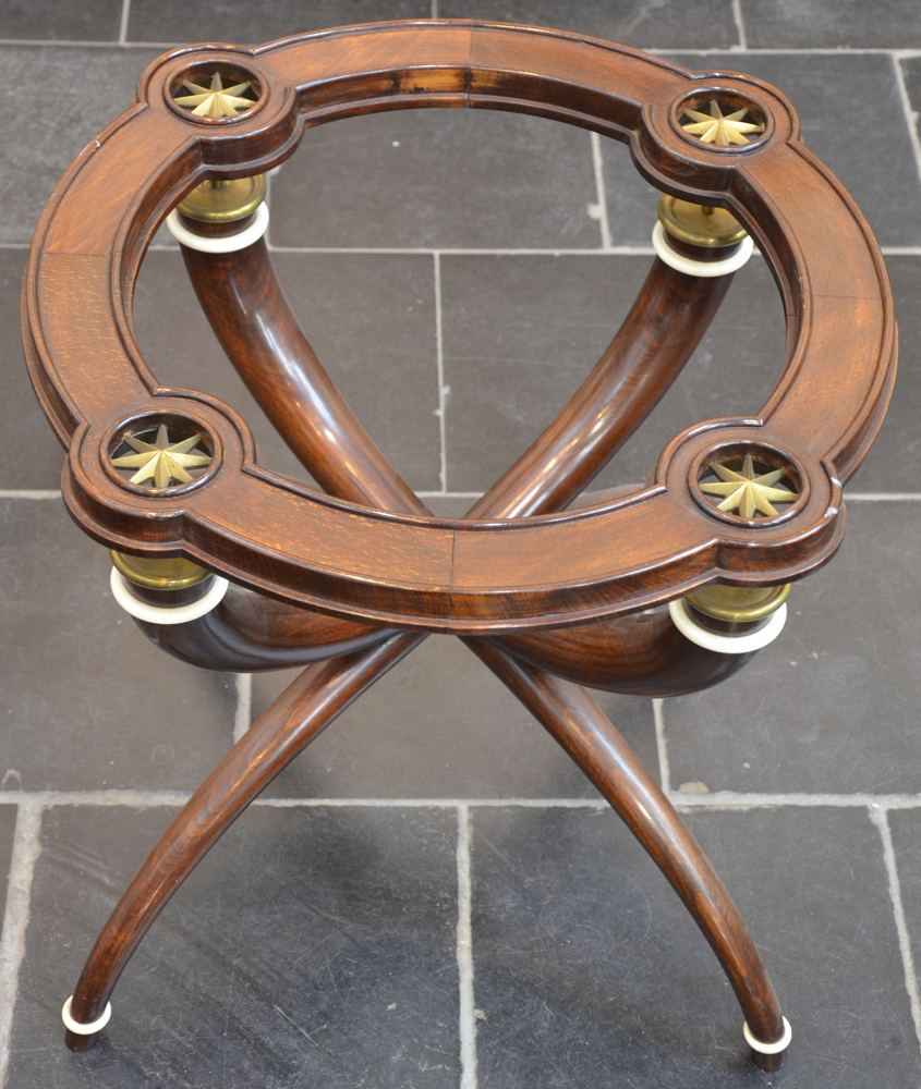 Vintage design occasional table 1940s — Alternate view