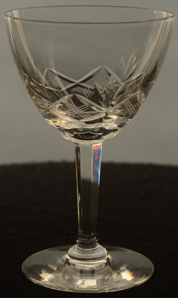 Ouchy 133 — Val St-Lambert Ouchy glass kristal<br>