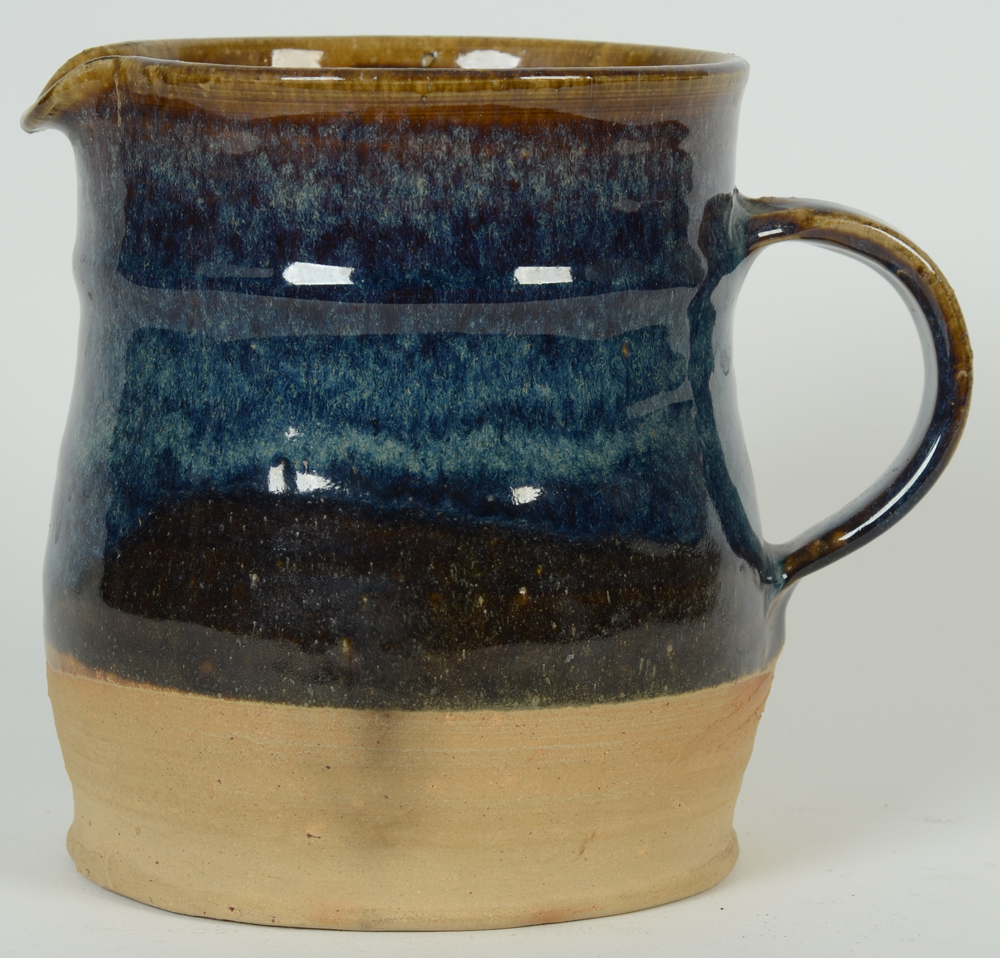 Pierre Culot — Pitcher, 1980's, bought at Galuchat, Bruxelles