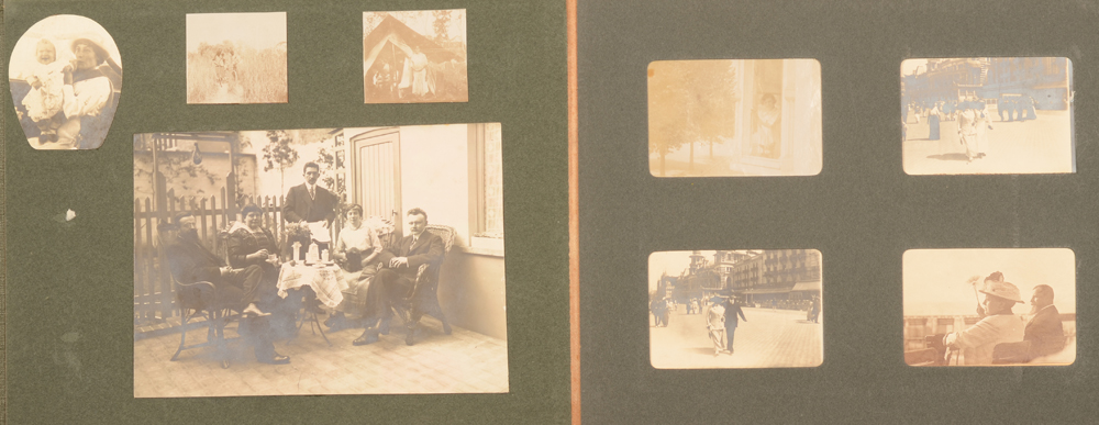 Alfred Schoep — some family pictures