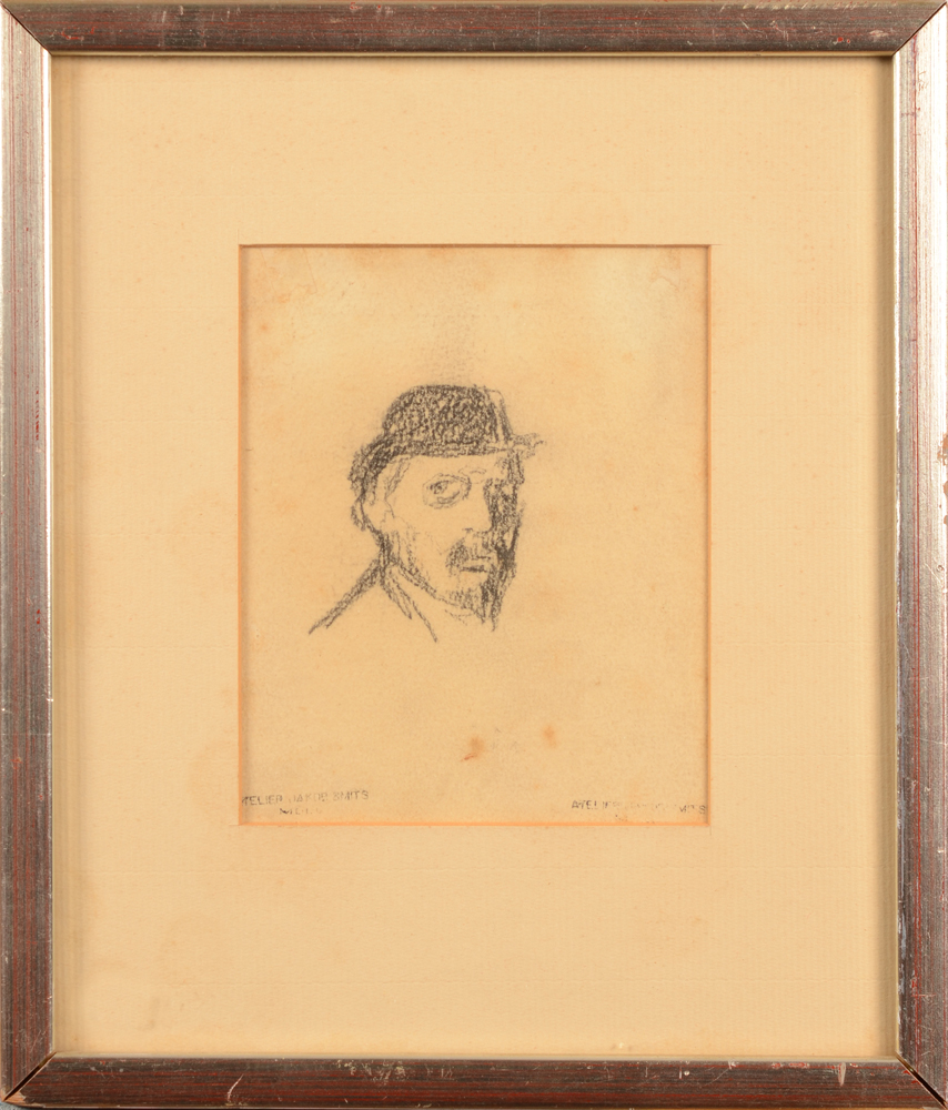 Jakob Smits — <p>The drawing with its frame</p>