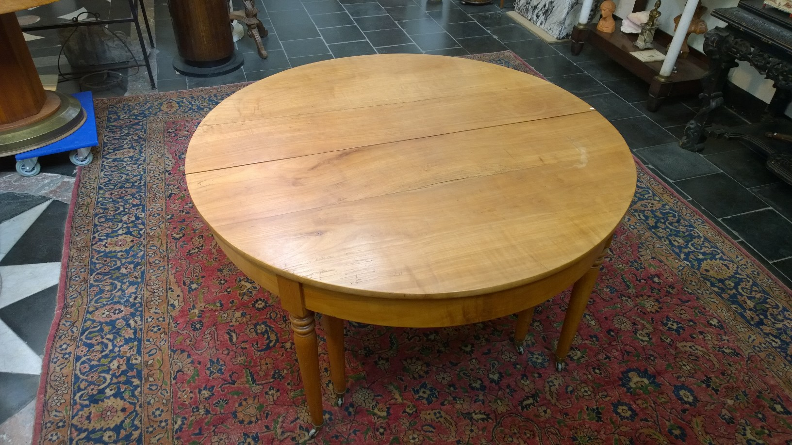Table cherry wood