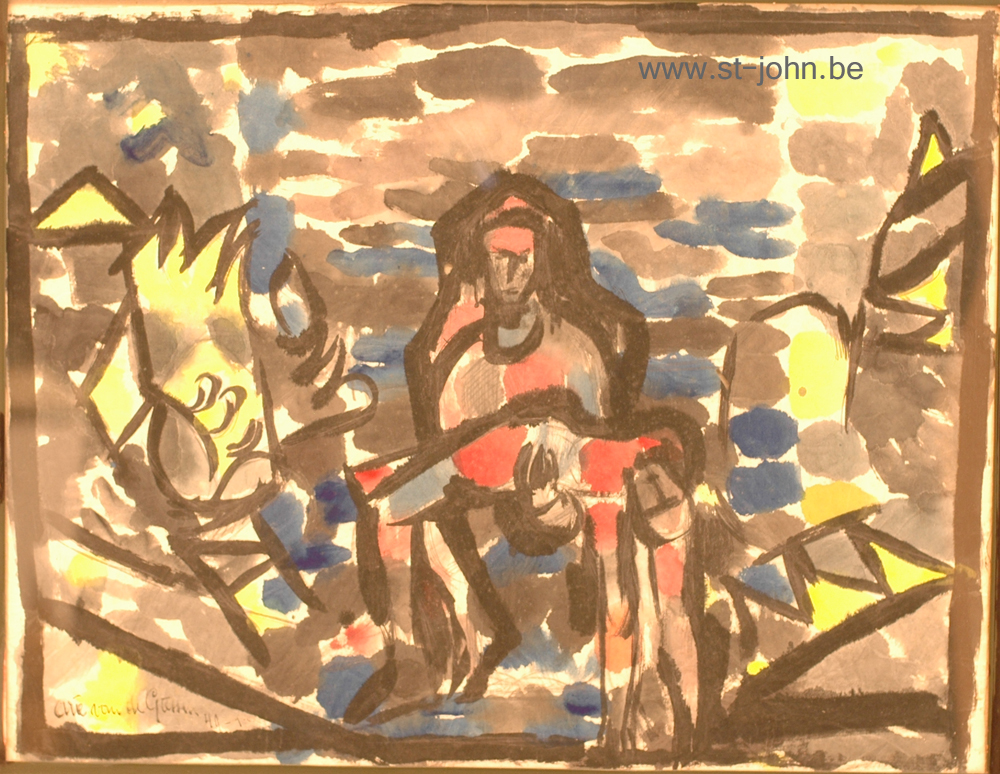 Arie Van de Giessen — <p>