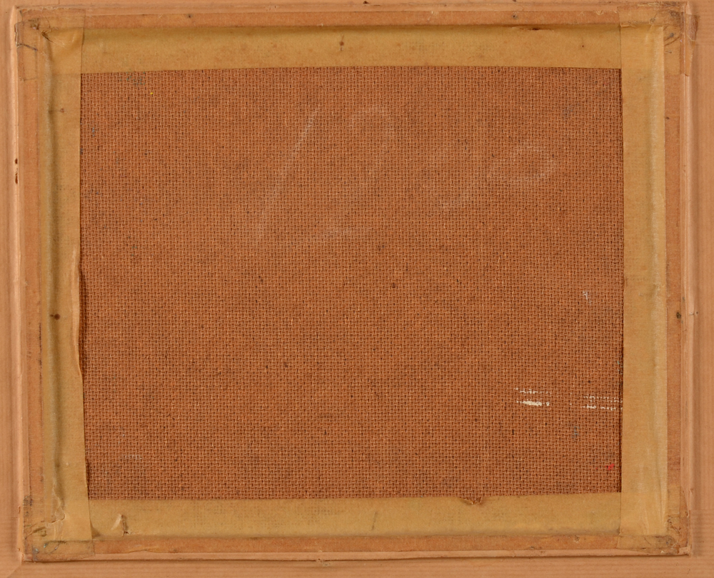 Amand Vereecke — <p>Back of the board</p>