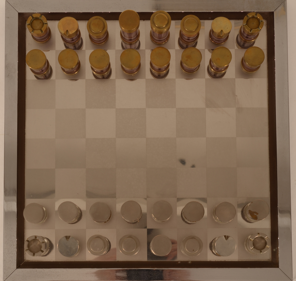 Vintage Chess set 1970's