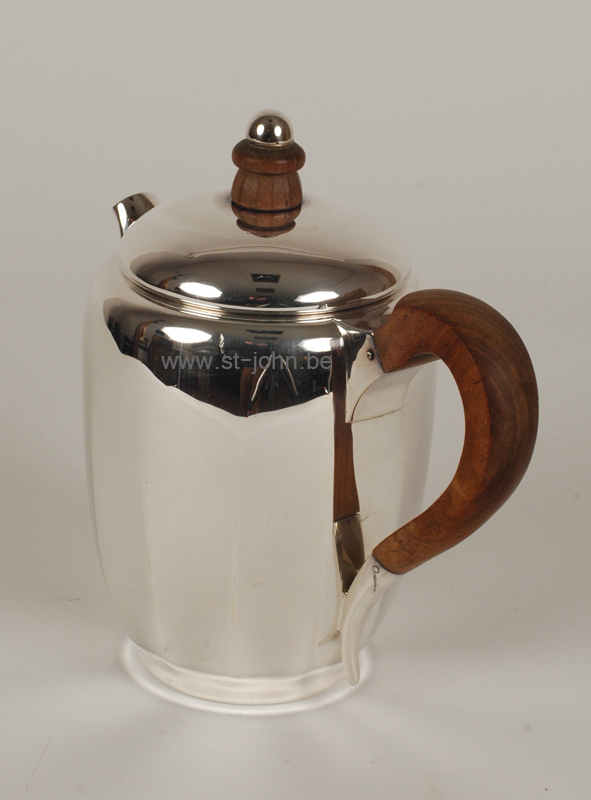 Wolfers Frères S.A.: Sf 448: detail of the coffee jug.