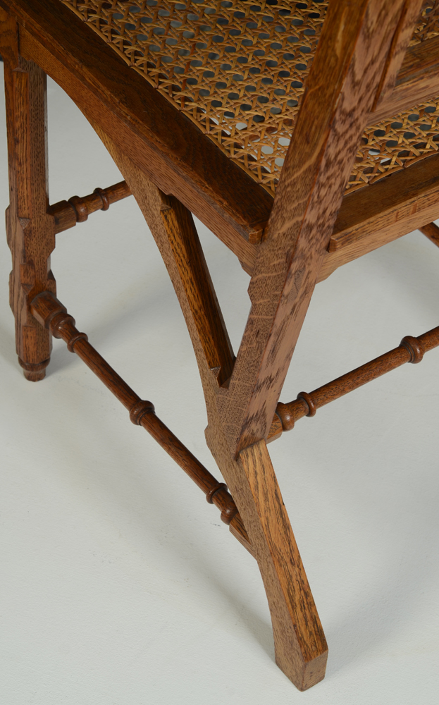 Matthias Zens — Detail of the base of the chair