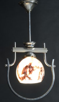 Art Deco Hall light