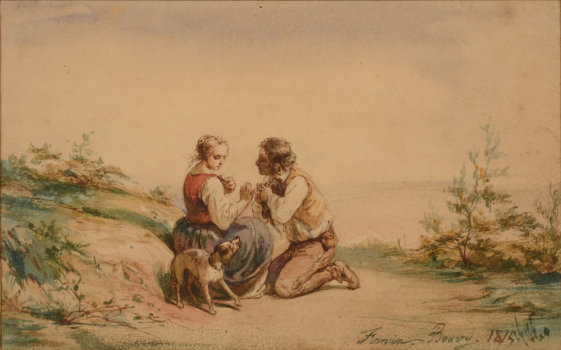 Firmin Bouvy the proposal