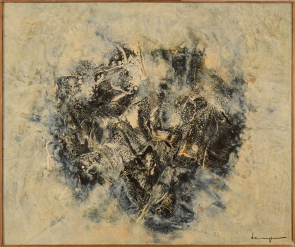 Jacky De Maeyer abstract composition 1966-67