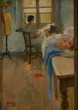 Henri Nuyttens the seamstress 1943