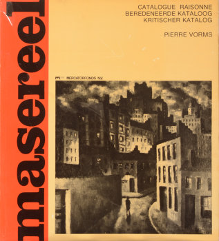 Pierre Vorms catalogue raisonne of Frans Masereel
