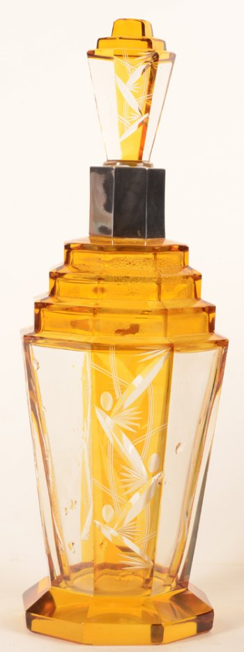 Art Deco Carafe