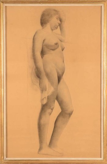 Gustave Balenghien academic nude