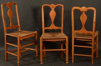 Flemish beguine chairs