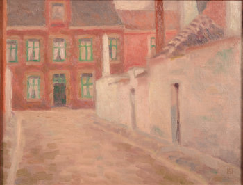 Georges Chabot Beguinage à Gand