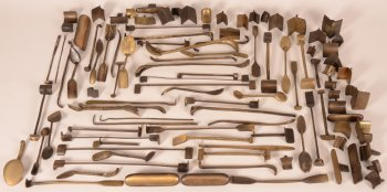 Collection of Moulding instruments
