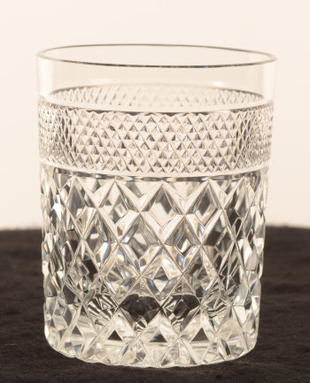 Crystal whiskey glass 93 mm