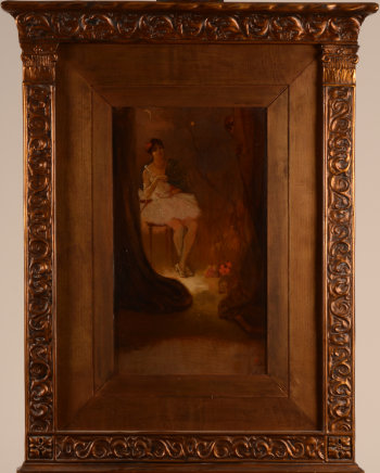 Jan Frans De Boever Eve 1918