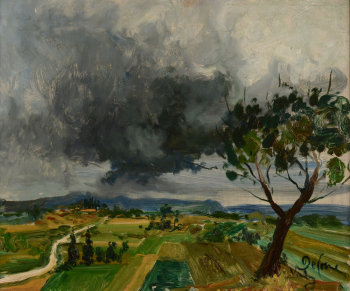 Jozef De Coene the approaching storm in Vichy