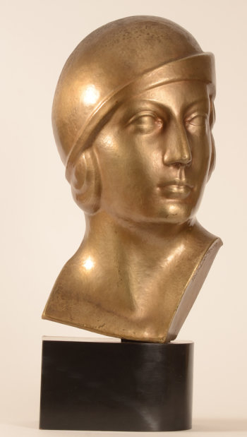 Richard de Meyer bust