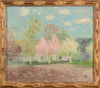 Gustave De Smet orchard