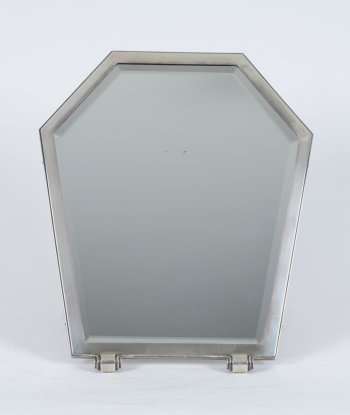 Delheid Freres art deco mirror