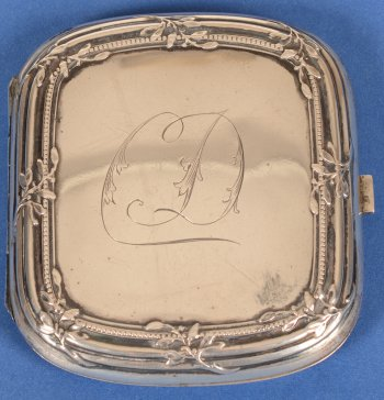 Delheid Freres cigarette case