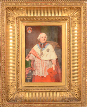 Marie Gallois-Durant Portrait of Cardinal Donnet