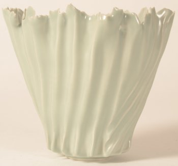 Marie-Laure Guerrier porcelain coupe
